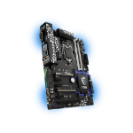 MSI Z370 KRAIT GAMING LGA 1151 (Socket H4) ATX motherboard
