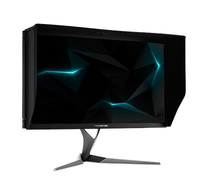 "Acer Predator X27 X27P LED display 68.6 cm (27"") 3840 x 2160 pixels 4K Ultra HD Flat Black"