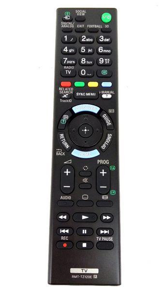 Sony RMT-TZ120E remote control Wired TV
