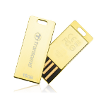 Transcend JetFlash elite T3G 16GB 16GB USB 2.0 Type-A Gold USB flash drive