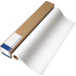 "Epson Doubleweight Matte Paper Roll, 64"" x 25 m, 180g/m²"