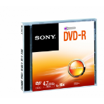 Sony DVD-R 4700MB 16X Recordable Jewel Case - Single - (DMR47SJ)