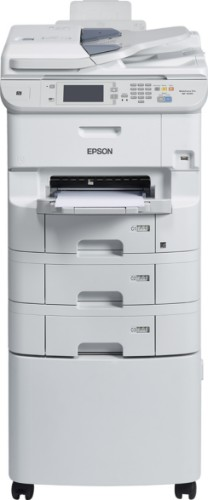 Epson WorkForce Pro WF-6590DTWFC Inkjet 4800 x 1200 DPI 34 ppm A4 Wi-Fi