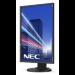 "NEC MultiSync E223W LED display 55.9 cm (22"") Flat Black"