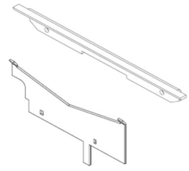 Zebra P1014133 kit para impresora