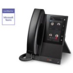 Poly CCX 500 Business Media Phone without handset. Microsoft Teams/SFB. PoE. Ships without power supply