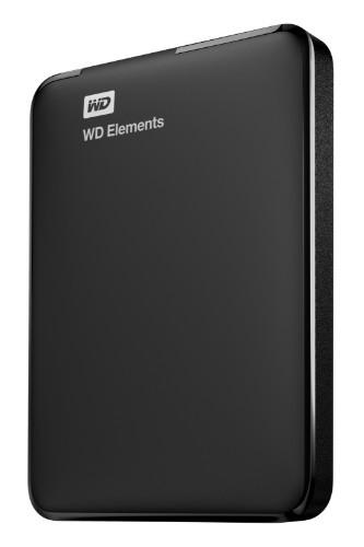 Western Digital WD Elements Portable external hard drive 2000 GB Black