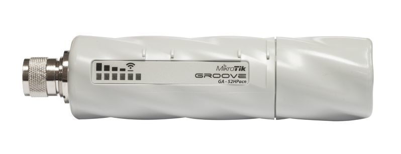 Mikrotik GrooveA 52 ac Power over Ethernet (PoE) White WLAN access point