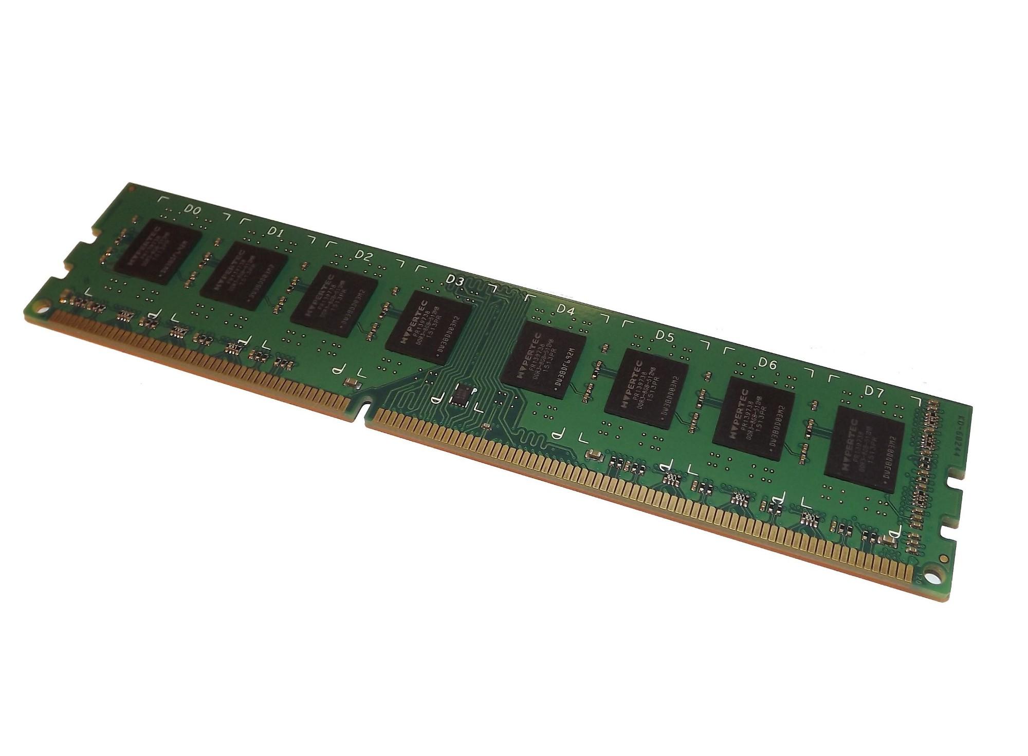 Hypertec 4GB DDR3 1600 memory module 1600 MHz