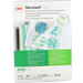 GBC Document Laminating Pouches A4 2x100 Micron Gloss (100)