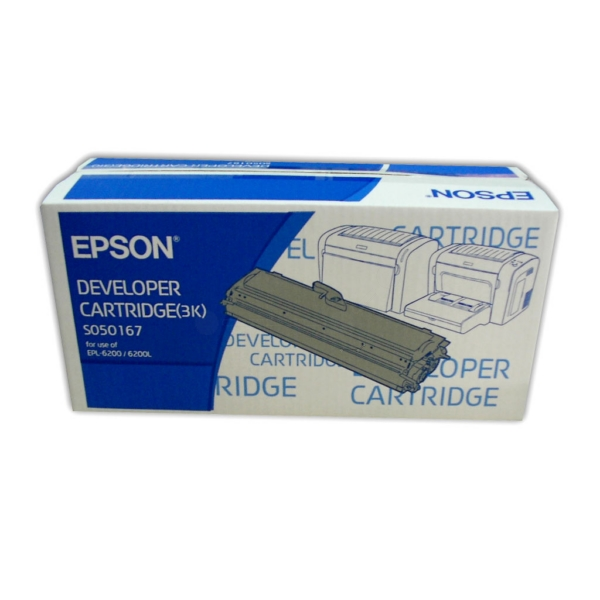 EPSON Black Toner Cartridge - C13S050167