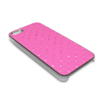 Sandberg Bling Cover iPh5/5S Diamond Pink mobile phone case