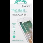eSTUFF Apple iPhone 6+/6S+/7+/8+ Full Cover Screen Protector
