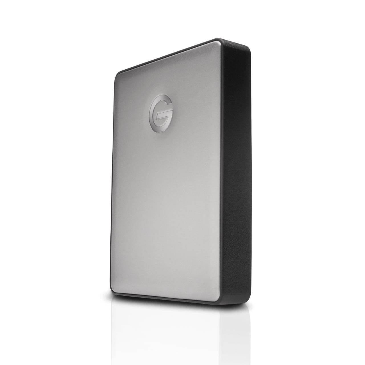 G-Technology G-DRIVE Mobile USB-C disco duro externo 4000 GB Gris
