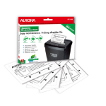 Aurora SP1000 12pc(s) paper shredder accessory