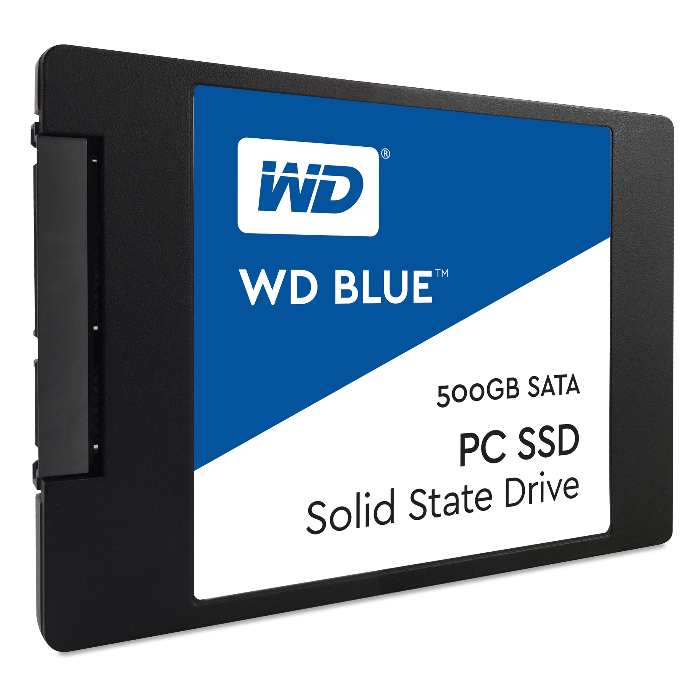 Western Digital Blue PC SSD 500GB Serial ATA III