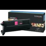 Lexmark C9202MH Toner magenta, 14K pages @ 5% coverage