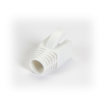 Black Box FMT8723 cable boot White 50 pcs