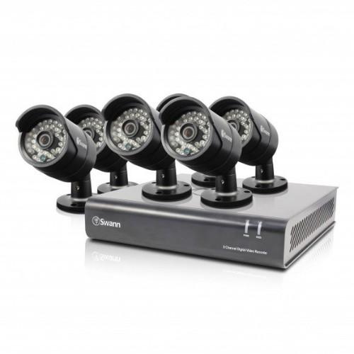 Swann SWDVK-846006 Wired 8channels video surveillance kit