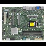 Supermicro X12SCA-F Intel W480 LGA 1200 ATX