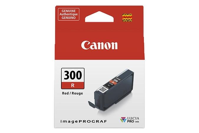 Canon PFI-300 Origineel Rood 1 stuk(s)