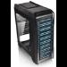 Thermaltake Versa N23 Midi-Tower Black computer case