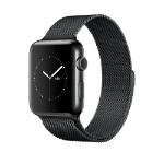 Apple Watch Series 2 OLED 52.4g Black smartwatch
