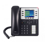 Grandstream Networks GXP2130 v2 Wired handset 3lines TFT Black,Grey IP phone