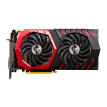 MSI GTX 1070 TI GAMING 8G GeForce GTX 1070 Ti 8GB GDDR5 graphics card