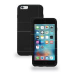 """Otterbox 77-52870 4.7"""" Cover Black mobile phone case"""