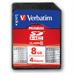 Verbatim Premium memory card 8 GB SDHC Class 10