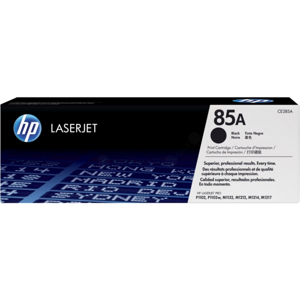 HP CE285A (85A) Toner black, 1.6K pages