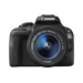 Canon EOS 100D + 18-55mm IS STM + 40mm ST