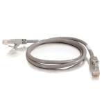 C2G Cat6a STP 0.5m cable de red 0,5 m Gris