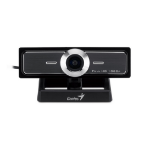 Genius WideCam F100 webcam 12 MP 1920 x 1080 pixels USB 2.0 Black