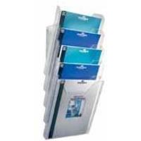 Durable COMBIBOXX A4 3-Piece Set Transparent document holder