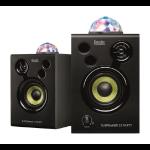 Hercules DJ Speaker 32 Party Zwart Bedraad 30 W