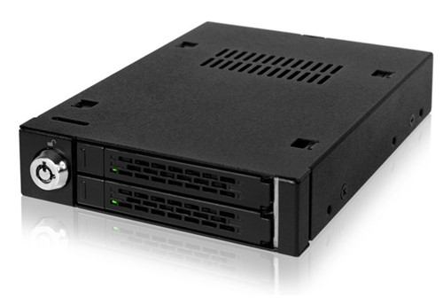 ICY DOCK MB992SK-B storage drive docking station
