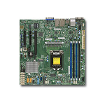 Supermicro X11SSH-F Intel C236 LGA 1151 (Socket H4) microATX server/workstation motherboard