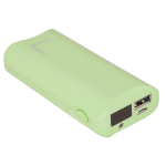 Urban Factory Evolution Emergency Universal Rechargeable 6000mAh Battery with LED Battery Level Display and Torch
