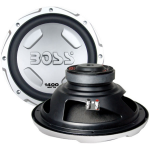 BOSS CX122 Passive subwoofer 700W Black,White subwoofer
