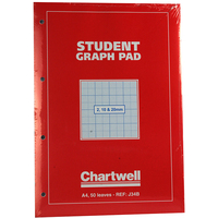 Chartwell L GRAPH PAD A4 2-10-20M J34B