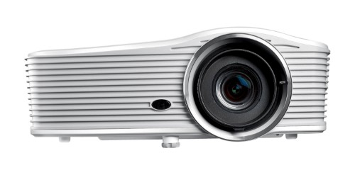 Optoma EH615 Desktop projector 6200ANSI lumens DLP 1080p (1920x1080) 3D White data projector