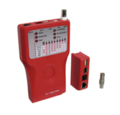 Microconnect CAB-TEST3 Red network cable tester
