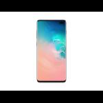 """Samsung Galaxy S10+ SM-G975F 16.3 cm (6.4"""") 8 GB 128 GB 4G USB Type-C White Android 9.0 4100 mAh"""