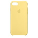 "Apple MQ5A2ZM/A 4.7"" Skin case Yellow mobile phone case"