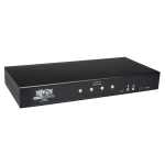 Tripp Lite B002-DUA4 KVM switch Black