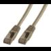 MCL FCC6ABM-2M cable de red Gris