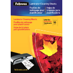 Fellowes Laminator Cleaning Sheets A4 10pcs lamination film