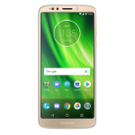 "Motorola moto g⁶ play 5.7"" Single SIM 4G 3GB 32GB 4000mAh Gold"